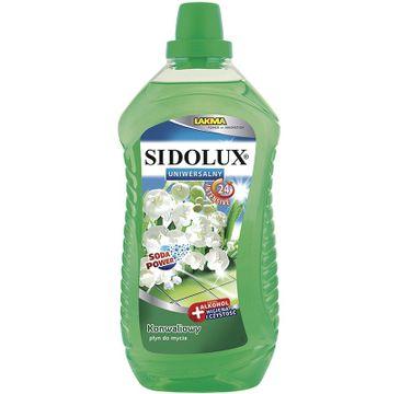 Sidolux Uniwersalny płyn do mycia - Konwalia (1000 ml)