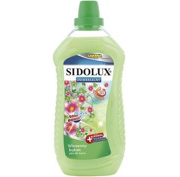 Sidolux Uniwersalny płyn do mycia - Wiosenny Bukiet (1000 ml)
