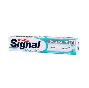 Signal Family Daily White pasta do zębów dla całej rodziny 100 ml