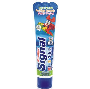 Signal Kids Owocowa pasta do zębów 50 ml