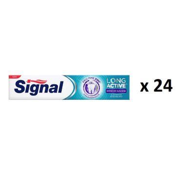 Signal Long Active Intensive Cleaning pasta do zębów 24x75ml
