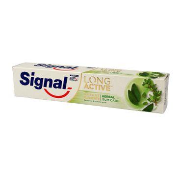 Signal Long Active Pasta do zębów Herbal 75 ml