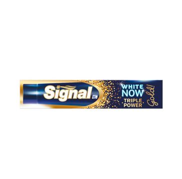 Signal White Now Gold pasta do zębów 50 ml