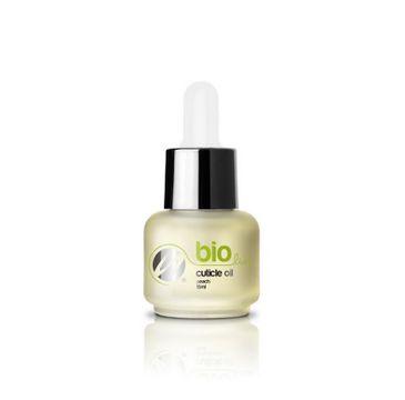 Silcare Bio Line Cuticle Oil oliwka witaminowa Peach (15 ml)
