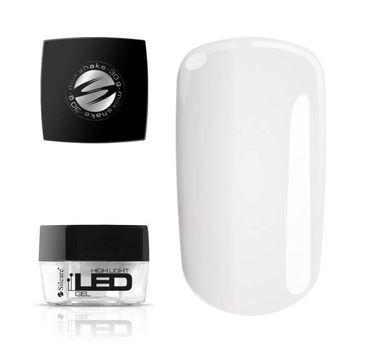 Silcare – High Light Led Gel średniogęsty jednofazowy żel do paznokci Milkshake (15 g)