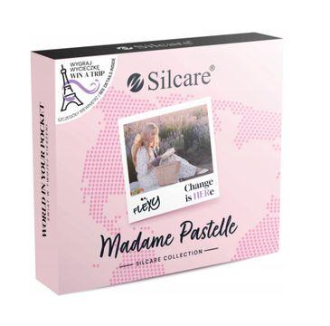 Silcare Madame Pastelle zestaw lakierów hybrydowych (4 x 4.5 g)