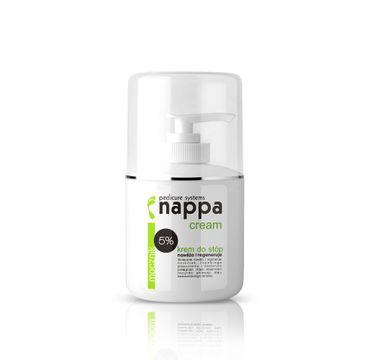 Silcare Nappa Cream intensywnie nawilżający krem do stóp z mocznikiem 5% 250ml