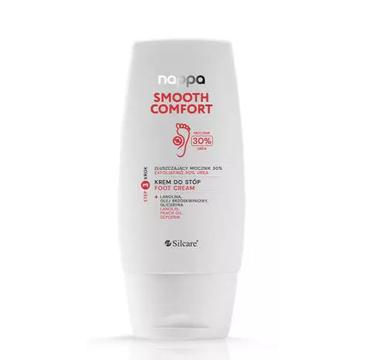 Krem do stóp nappa Smooth Comfort z mocznikiem 30% (100 ml)