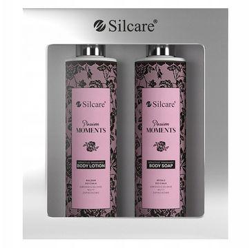 Silcare – Passion Moments zestaw balsam do ciała 250ml + mydło do ciała 250ml (1 szt.)