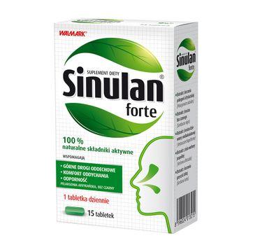 Sinulan Forte suplement diety (1 op.)