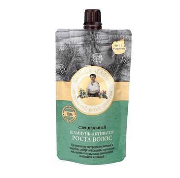Bania Agafii – szampon do włosów, aktywator wzrostu (100 ml)