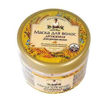Receptury Babci Agafii –  maska do włosów drożdżowa (300 ml)