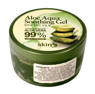 Skin 79 Aloe Aqua żel do każdego typu skóry łagodzący aloesowy 300 g