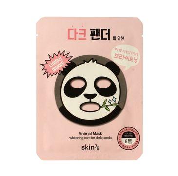 Skin 79 Animal Dark Panda maska 1 szt
