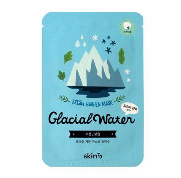 Skin 79 Fresh Garden Maska Glacial Water maseczka do każdego typu cery nawilżająca 23 g