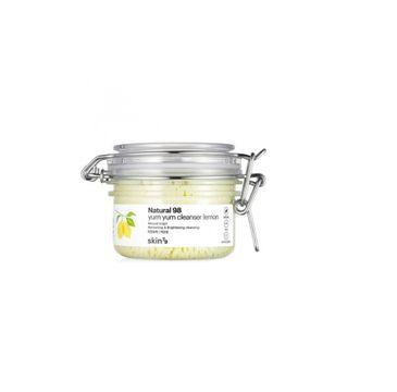 Skin 79 Natural 98 Yum Yum Cleanser Mus oczyszczający do twarzy Lemon 100 g