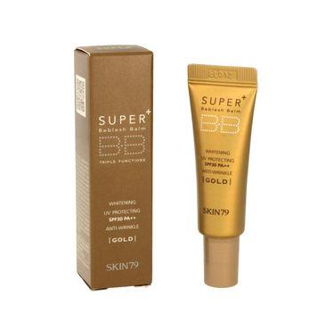 Skin 79 Super Beblesh Balm Krem BB Gold do cery szarej suchej i zmęczonej mini 7 g