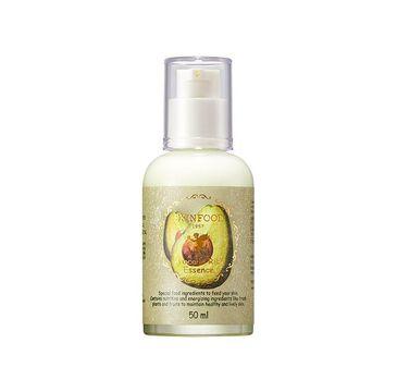 Skinfood Avocado Rich Essence odżywcze serum do twarzy z organicznym awokado (50 ml)