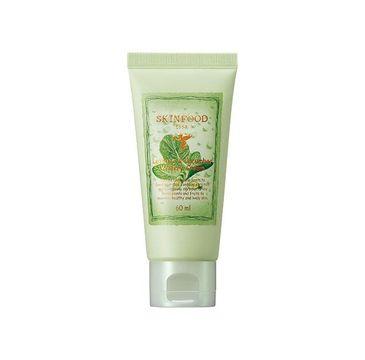 Skinfood Lettuce & Cucumber Watery Cream nawadniający krem do twarzy z organiczną sałatą i ogórkiem (60 ml)