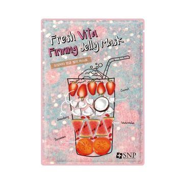 SNP Fresh Vita Firming Jelly Mask ujędrniająca maska w płachcie (33 ml)
