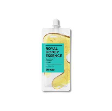 SNP Mini Royal Honey Essence odżywcza esencja do twarzy z ekstraktem z miodu (25 ml)