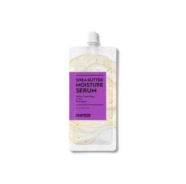 SNP Mini Shea Butter Moisture Serum nawilżające serum do twarzy z masłem shea (25 ml)