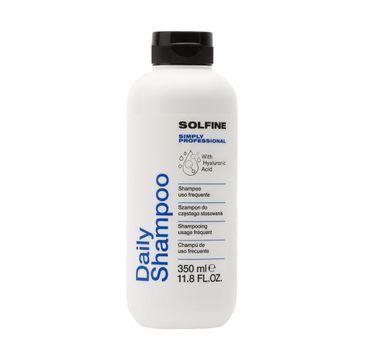 Solfine Care Daily Shampoo szampon do włosów do codziennego użytku (350 ml)