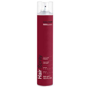Solfine Style Hair Spray lakier do włosów (500 ml)