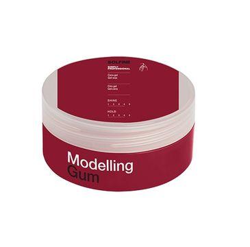 Solfine Style Modelling Gum guma modelująca do włosów (100 ml)