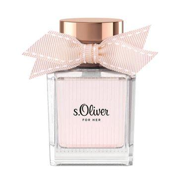 s.Oliver For Her woda toaletowa spray (50 ml)