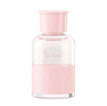 s.Oliver So Pure Women woda toaletowa spray (30 ml)