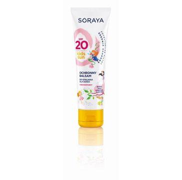Soraya balsam dla dzieci do opalania SPF 20 200 ml