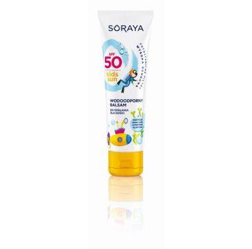 Soraya balsam dla dzieci do opalania SPF 50 100 ml