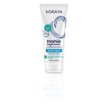 Soraya Mania Oczyszczania żel do twarzy skóra normalna i mieszana 150 ml