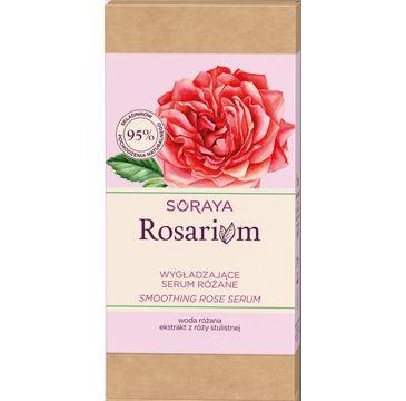 Soraya – Rosarium Wygładzające serum do twarzy Różane (30 ml)