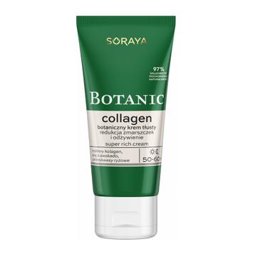 Soraya 鈥� Botanic Collagen botaniczny krem pod oczy i na powieki (15 ml)