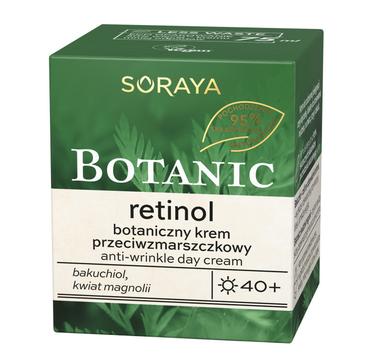 Soraya – Botanic Retinol 40+ botaniczny krem przeciwzmarszczkowy na dzień (75 ml)