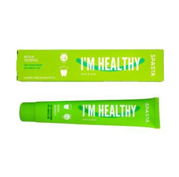 Spasta – Pasta do zębów I'm Healthy (90 ml)