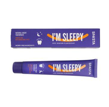 Spasta – Pasta do zębów I'm Sleepy (90 ml)