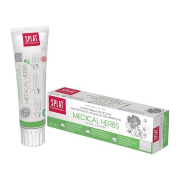 Splat Professional Medical Herbs Toothpaste ochronna pasta do zębów 100ml