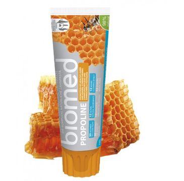 Biomed Propoline Complete Care Natural Toothpaste wzmacniająca szkliwo pasta do zębów 100g