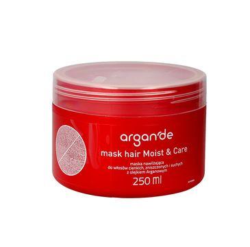 Stapiz Argan De  maska do włosów 250 ml