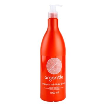 Stapiz Argan'de Moist & Care Shampoo szampon nawilżający z olejkiem arganowym do włosów cienkich 1000ml
