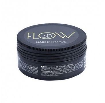 Stapiz Flow 3D Hair Pomade brylantyna do włosów 80g