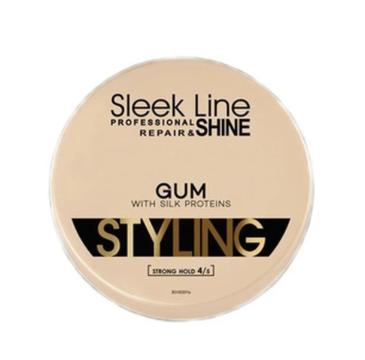 Stapiz Sleek Line Styling Gum With Silk guma do stylizacji włosów (150 g.)