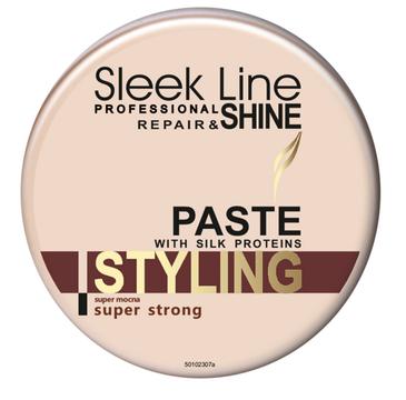 Stapiz Sleek Line Styling Paste With Silk pasta do stylizacji włosów 150g