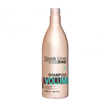 Stapiz Sleek Line Volume szampon do włosów zwiększający objętość 1000 ml