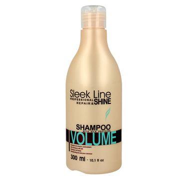 Stapiz Sleek Line Volume szampon do włosów zwiększający objętość 300 ml