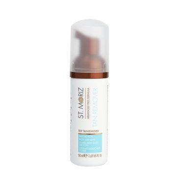 St.Moriz Advanced Pro Formula Tan Remover mus usuwający niechcianą opaleniznę (50 ml)