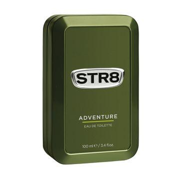 STR8 Adventure woda toaletowa męska spray 100 ml